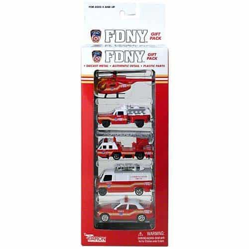 5 Piece Vehicle Set 00657