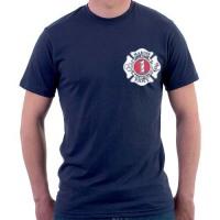 55614 Fire Boat 343 Tshirt frnt