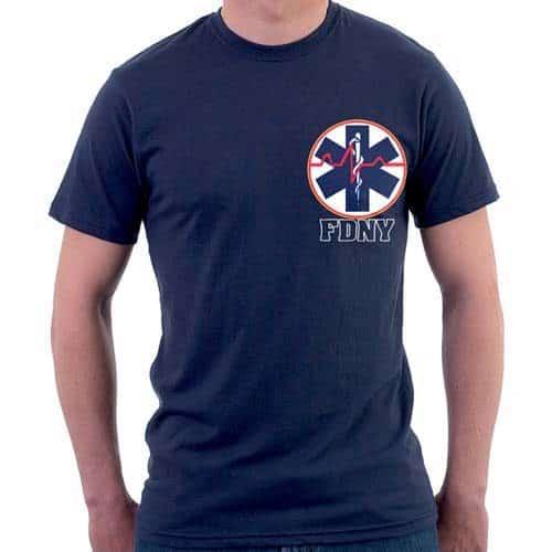 55737 FDNY EMS Tshirt FDNY842 frnt