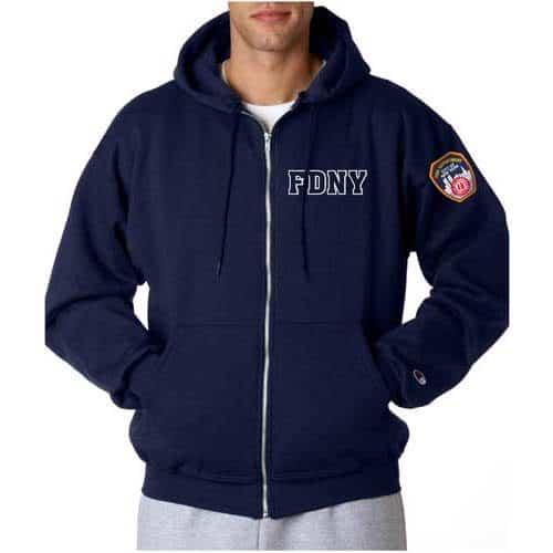 55785 FDNY Full Zip Hood
