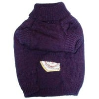 Dog Knit Sweater frnt
