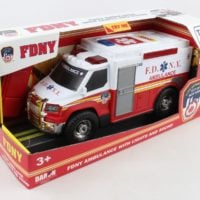 FDNY Sound Ambulance ny206007