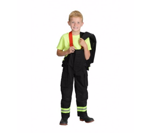 JR FIREFIGHTER SUIT COSTUME     FDNY Shop JR FIREFIGHTER SUIT COSTUME