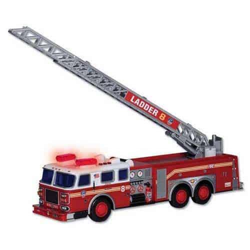 Ladder 8 Truck 01153