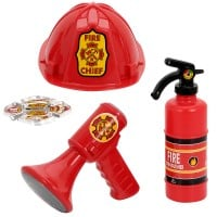M-D FIRE CHF COSTUME ACCESS