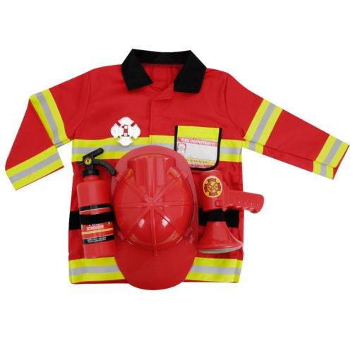 M-D FIRE CHF COSTUME SOLO