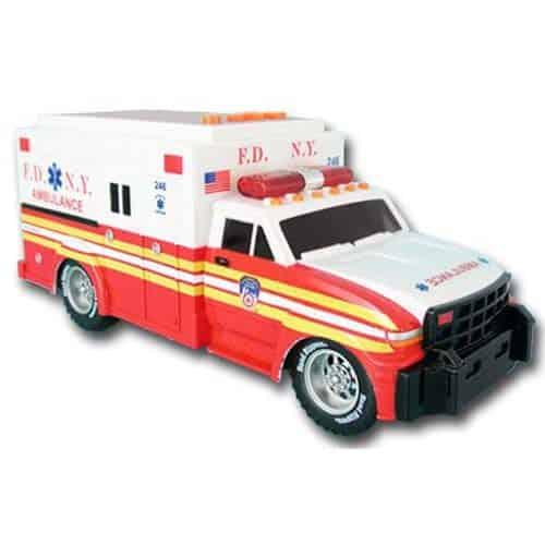 Sound Ambulance (Single Image) 01029