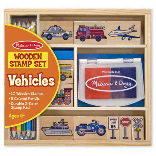 Vehicle Stamp Set 01369
