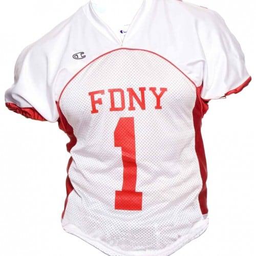 55687 Bravest Football Jersey (white) Frnt