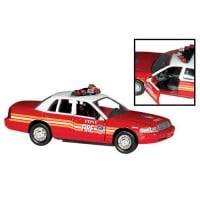 Fire Chief Car (1) 01341