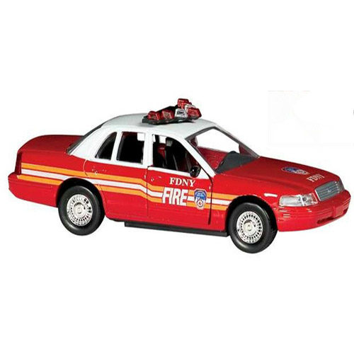 Fire Chief Car (2) 01341
