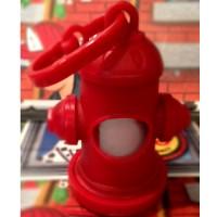 Hydrant Poop Bag Holder  bk