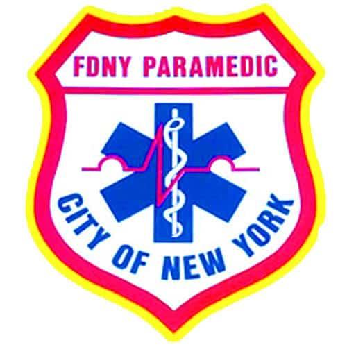 Paramedic Decal 01393 ECS