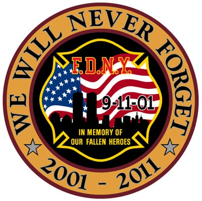 10th Anniversary Never Forget 01188