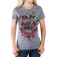 55633 Sale - Ladies FDNY T-shirt (Mark Sanchez)
