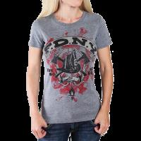 55633 Sale - Ladies FDNY T-shirt (Mark Sanchez)