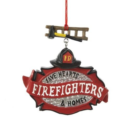 FF Dangle Banner ornament j1304-01376b