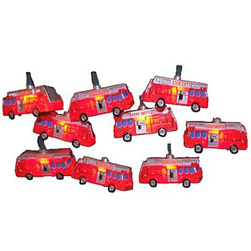 Fire truck light set 01397 ECS