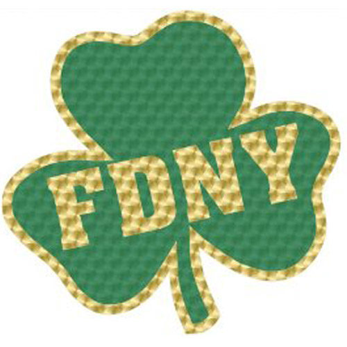 Shamrock decal 01109 - 01108