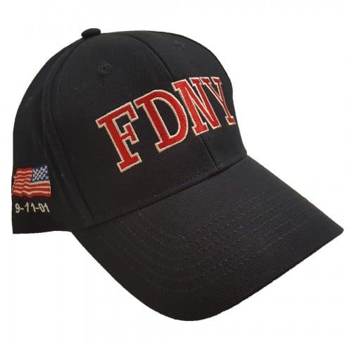 FDNY 9-11 Baseball Cap