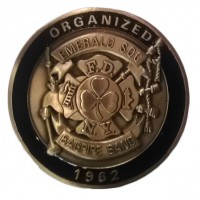 Pipes & Drums 50th Coin (bk) 01392