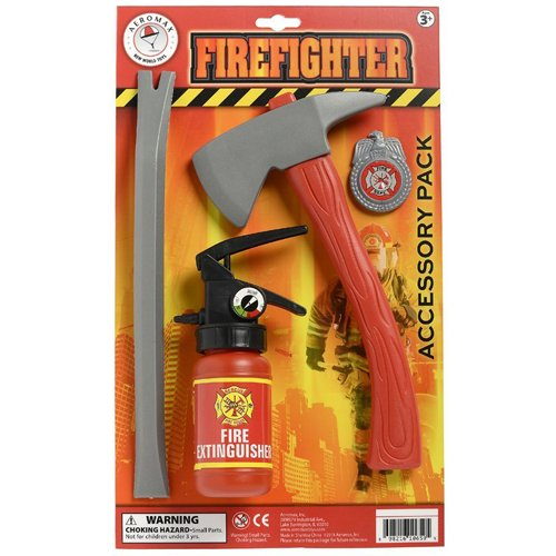 Kids Firefighter Accessory Pack 500px