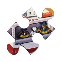 Fire Truck Puzzle 42 pc 05081_2