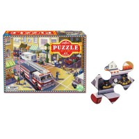 Fire Truck Puzzle 42 pc 05081_3