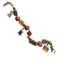 NYC FDNY Charm Bracelet 500px
