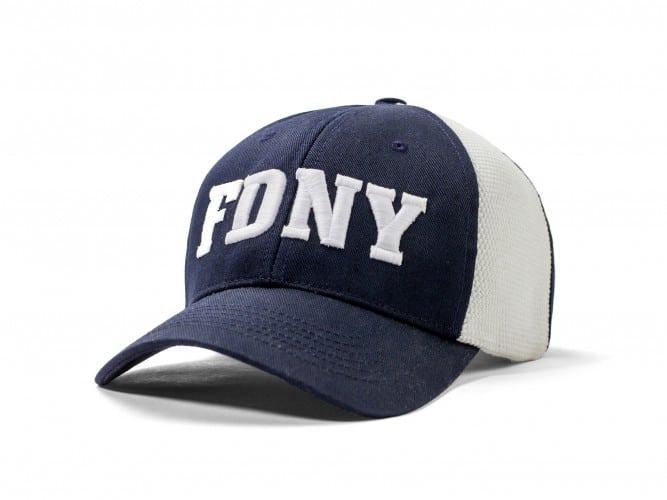 a03fdb04f1b6a FDNY SIGNATURE FIRE HOSE HAT – FDNY Shop