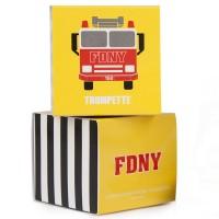 FDNY Baby Socks 3 Pk  Box Trumpette