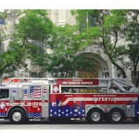 6307H - FDNY 150TH FIRE TRUCK
