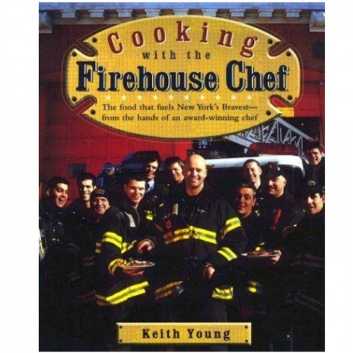 Firehouse Chef Cookbook 00985-2