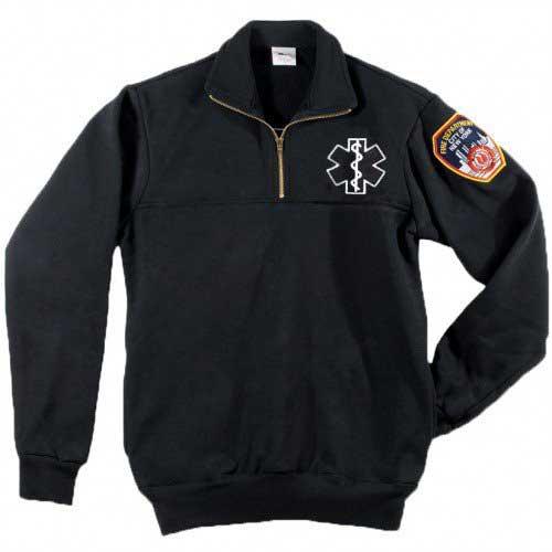 55912 EMS Job Shirt front
