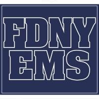 EMS20 Patch Tee bk logo