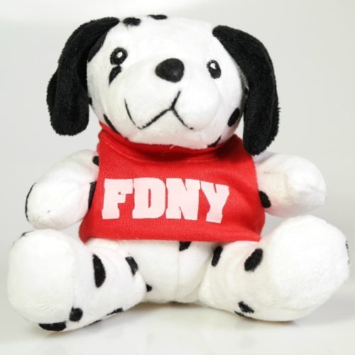 c3f4f28b501 LITTLE DALMATIAN W RED FDNY TEE PLUSH – FREE WITH PURCHASE