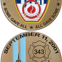 9-11 15th Anniversary Coin