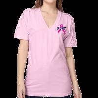 Ribbon Tee - Pink frnt2