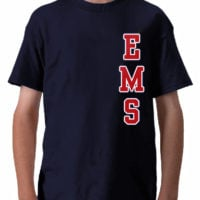 Kids Jr EMT t-shirt frnt