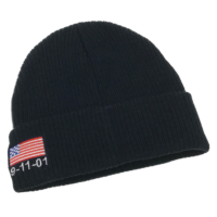 FDNY Knit Hat Flag 2