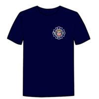 Bravest Flag T-shirt frnt