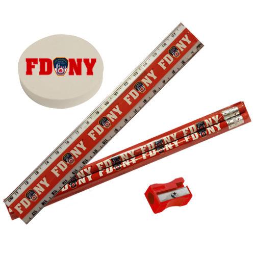 FDNY Pencil Set2_New