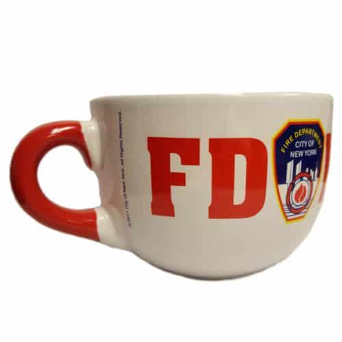 FDNY Soup Mug 01