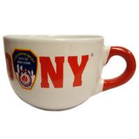 FDNY Soup Mug 02