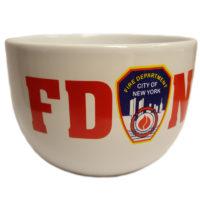 FDNY Soup Mug 05