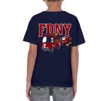 Kids 2017 Holiday T-shirt bk