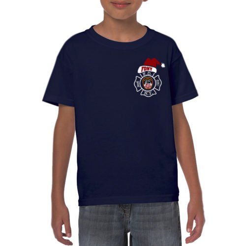 Kids 2017 Holiday T-shirt frnt