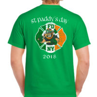 ST PATS DAY 18 bk - GREEN