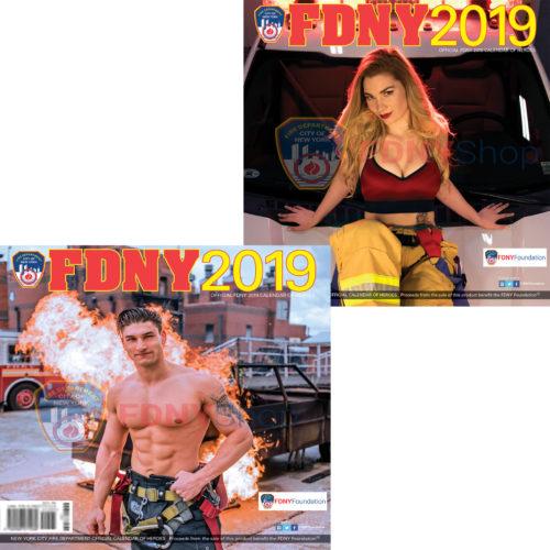 2019 Calendar cover duo WM
