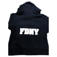FDNY Infant Hooded Sweatshirt - back